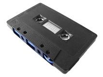 Old Style CassetteTape Royalty Free Stock Photo