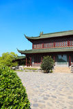 Old style chinese building Royalty Free Stock Photos