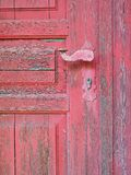 Old Style Door Latch Royalty Free Stock Image