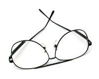 Old-style eyeglasses Stock Image