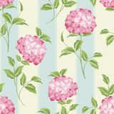 Old style fabric pattern. Stock Image