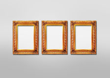 Old style frame Royalty Free Stock Photography