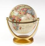 Old style globe Stock Image
