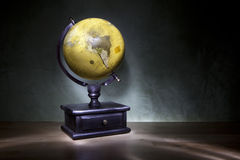 Old style globe Stock Photo