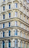 Old style hotel facade royalty free stock image