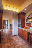 Old style kitchen Royalty Free Stock Photography
