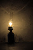 Old style lamp Royalty Free Stock Image