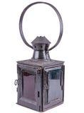Old-style lantern Stock Image