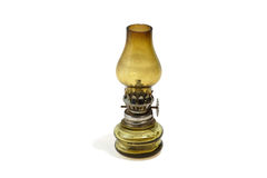 Old style oil lighter. Over white isolated royalty free stock photos