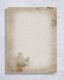 Old style paper Stock Images