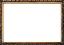 Old style photo frame Royalty Free Stock Photography