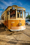 Old Style Porto Trolley Royalty Free Stock Image