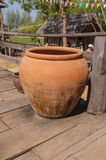 Old Style Pottery Stock Photography