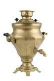 Old-style samovar Royalty Free Stock Image