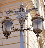Old style street lamp Royalty Free Stock Photography