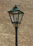 Old style street lamp Stock Photography
