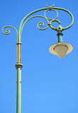 Old style street light Stock Photography