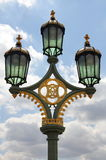 Old style street light Stock Images