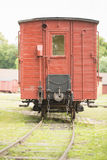 Old style train, Sweden Stock Photography