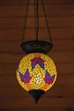 An old style Turkish lantern Stock Photo