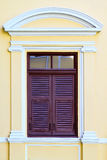 Old style vintage window Royalty Free Stock Image