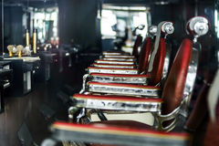 Free Old-styled Barber Shop Stock Photo - 35452820