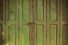 The old styled door Royalty Free Stock Photo