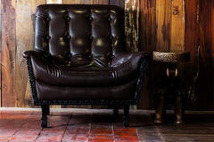 Old Styled Interior royalty free stock photo