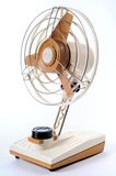 Old stylish air fan Royalty Free Stock Images