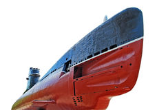 Old submarine Royalty Free Stock Photography