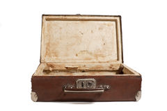 Old suitcase Royalty Free Stock Photo