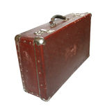 Old suitcase. Royalty Free Stock Photos