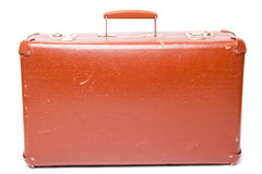 Old suitcase Royalty Free Stock Image