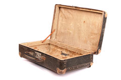 Old suitcase Stock Photography