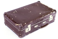 Old suitcase Stock Photos