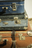 Old suitcase royalty free stock images