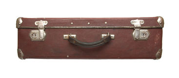 Old suitcase. Stock Images