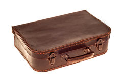 Old suitcase Stock Image