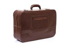 Old suitcase. Vintage style Royalty Free Stock Photo
