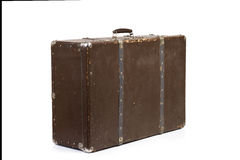 Old suitcase. Vintage style Royalty Free Stock Photography