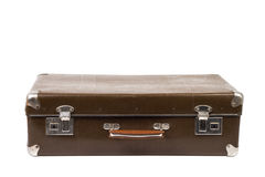 Old suitcase. Vintage style Royalty Free Stock Photos