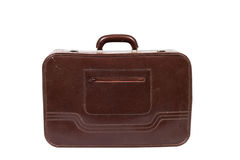 Old suitcase. Vintage style Stock Photo