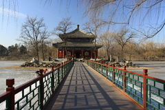 The Old Summer Palace Stock Photos