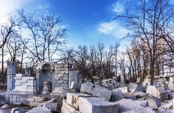 Old Summer Palace In China Royalty Free Stock Photo