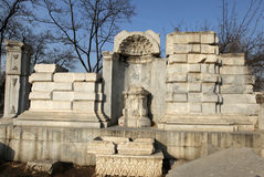 Old Summer Palace Royalty Free Stock Photography