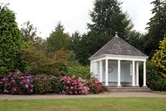 Old summerhouse Royalty Free Stock Images