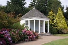 Old summerhouse Stock Image