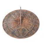 Old sundial Royalty Free Stock Images