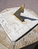 Old Sundial Stock Image