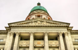 Old Supreme Court Building in Singapore. Currently it is National Art Gallery Stock Images